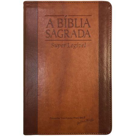 Biblia-Sagrada-ACF-Super-Legivel-Marrom