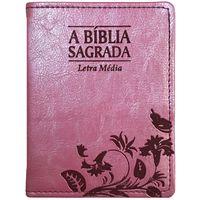 Biblia-Sagrada-ACF-Letra-Media-Rosa
