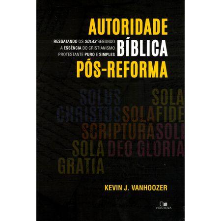 Autoridade-Biblica-Pos-reforma-
