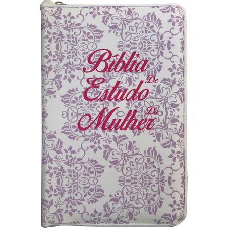 Biblia-de-Estudo-da-Mulher-com-Ziper-Branca