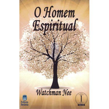 O-Homem-Espiritual-Volume-1