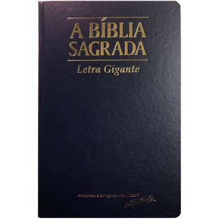 Biblia-Sagada-ACF-Letra-gigante-azul-semi-luxo