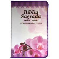 Biblia-Edicao-de-Promessas-Letra-Hipergigante-Plus-Linha-Gold-Lilas