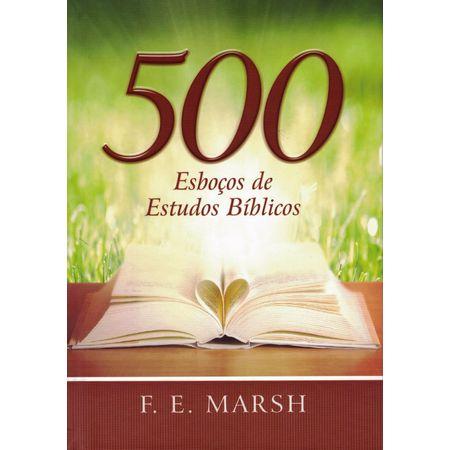 500-Esbocos-de-Estudos-Biblicos