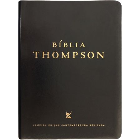 Biblia-Thompson-AEC-Preta-PU-Com-Indice