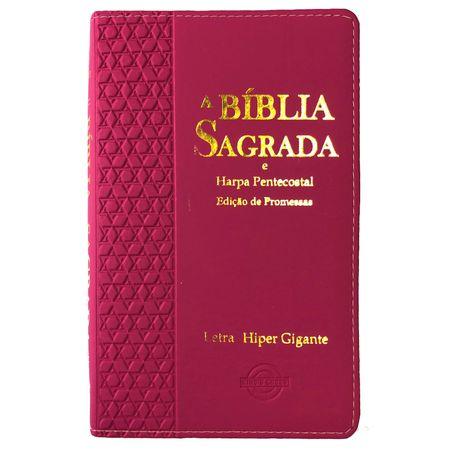 Biblia-e-harpa-pentecostal-letra-hiper-gigante-pink