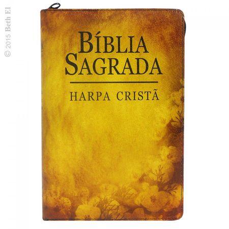 Biblia-Sagrada-e-Harpa-Crista-Com-Ziper-