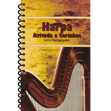 Harpa-Avivada-e-Corinhos-Extragigante-Espiral-Amarela