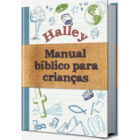 Halley-Manual-Biblico-Para-Criancas