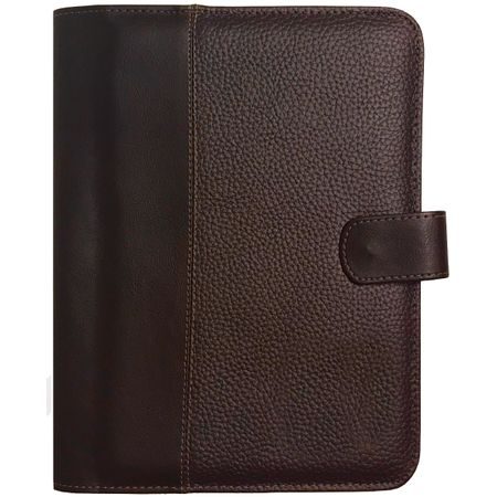 Capa-de-Biblia-Grande-Marrom-Botao-lisa