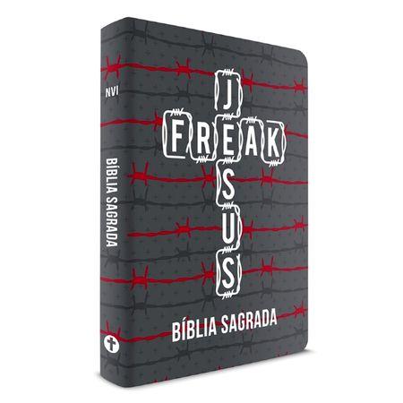 Biblia-Jesus-Freak-Capa-Dura