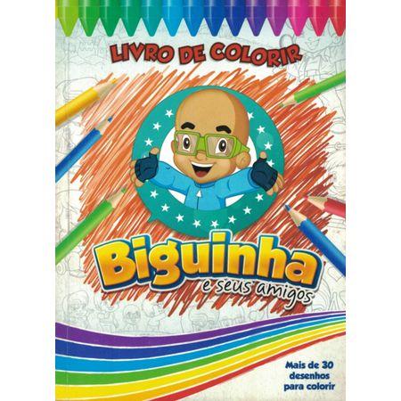 Livro-de-Colorir-Biguinha-e-Seus-Amigos-Vol-1-