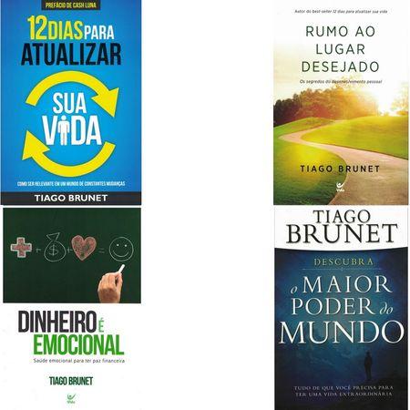 Kit-Tiago-Brunet---4-Livros