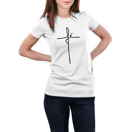 Camiseta-Feminina-Fe-Branca