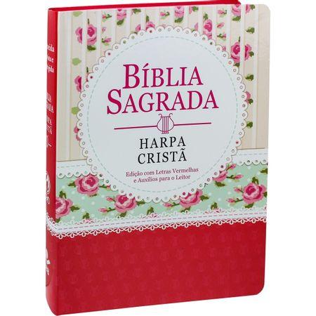 Biblia-RC-Letra-Gigante-com-Harpa-Semi-Flexivel-Florida-Renda