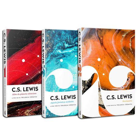Kit-Trilogia-Cosmica---C-S-Lewis