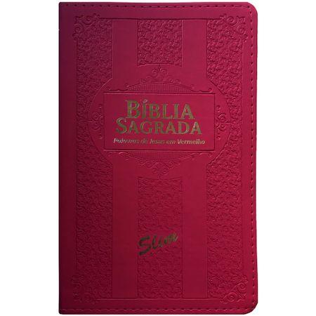 Biblia-Sagrada-Slim-RC-Pink-Borda-Florida
