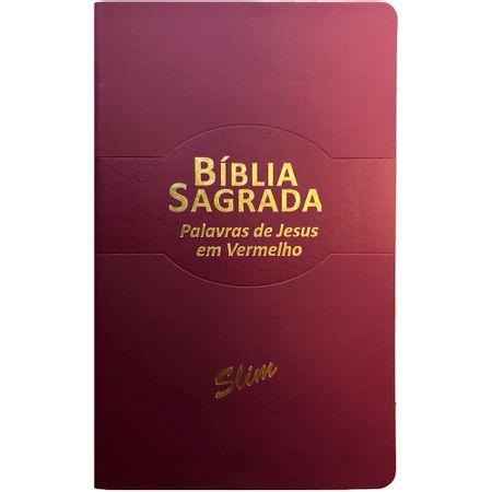 Biblia-Sagrada-Slim-RC-Vinho
