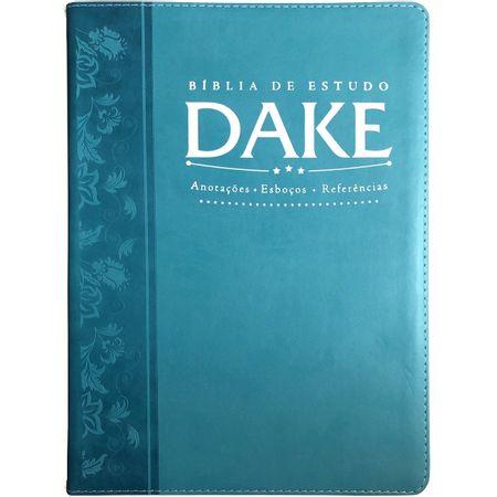 Biblia-de-Estudo-Dake-Turqueza