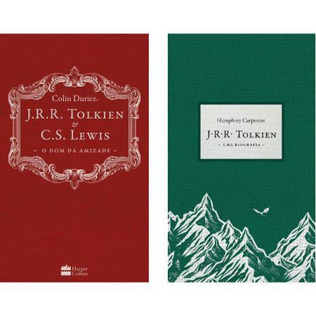 Kit-J.-R.-R.-Tolkien-Uma-Biografia---O-Dom-da-Amizade--2-livros-
