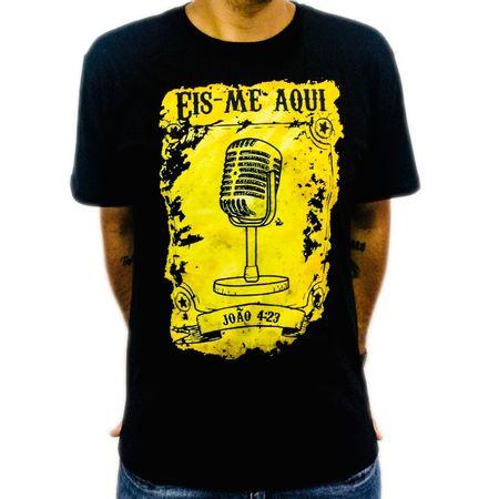 Camiseta-Eis-me-Aqui---Microfone