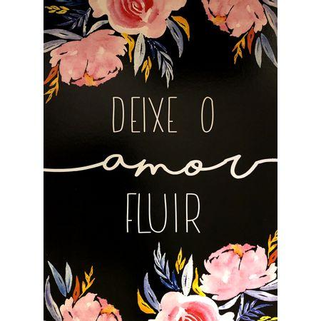 Quadro-MDF-Medio---Deixe-O-Amor-Fluir