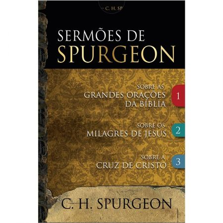 Box-Sermoes-de-Spurgeon