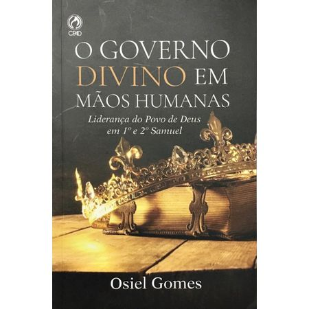 O-Governo-Divino-Em-Maos-Humanas