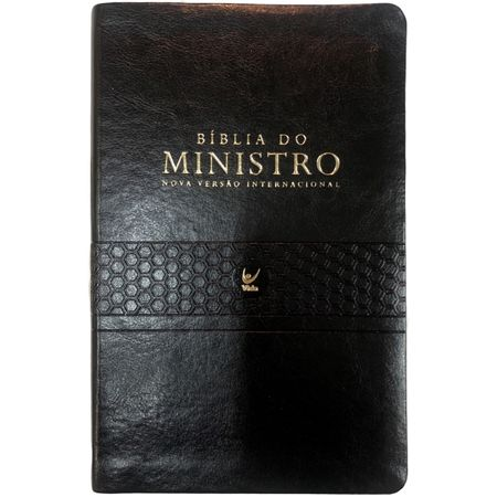 Biblia-do-Ministro-NVI-Preta-PU-Editora-Vida