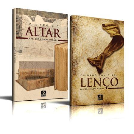 Box-Helena-Raquel-Cuidado-com-o-Seu-Lenco---O-Livro-e-o-Altar