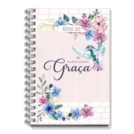 Agenda-Maravilhosa-Graca-2020-Pequena-Lilas