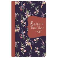 Biblia-da-Mulher-de-Fe-Tecido-Floral