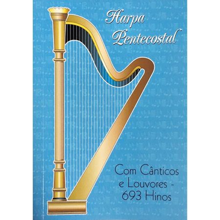 Harpa-Pentecostal-Pequena-Azul