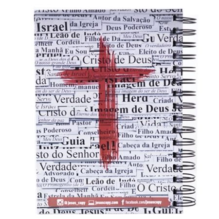 Agenda-Permanente-JesusCopy-Everyday-Cruz-Verso