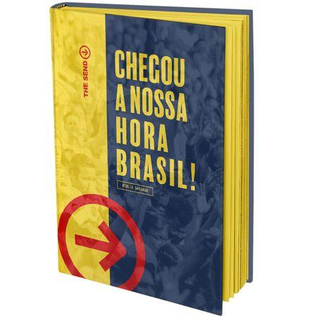 Biblia-NAA---The-Send---Chegou-a-Nossa-Hora-Brasil---Capa-Dura