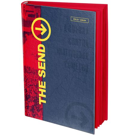 Biblia-NAA---The-Send---A-Guerra-Contra-a-Inatividade-Comecou---Capa-Dura