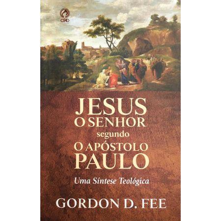 Jesus-O-Senhor-Segundo-o-Apostolo-Paulo