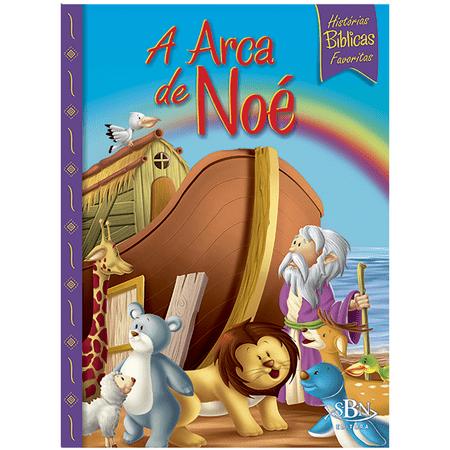 Historias-Biblicas-Favoritas--A-Arca-de-Noe