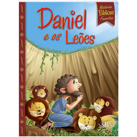 Historias-Biblicas-Favoritas--Daniel-e-os-Leoes