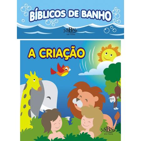 Biblicos-de-Banho-A-Criacao