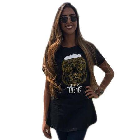 Camiseta-Long-Fit-Leao-Ap-19-Preta