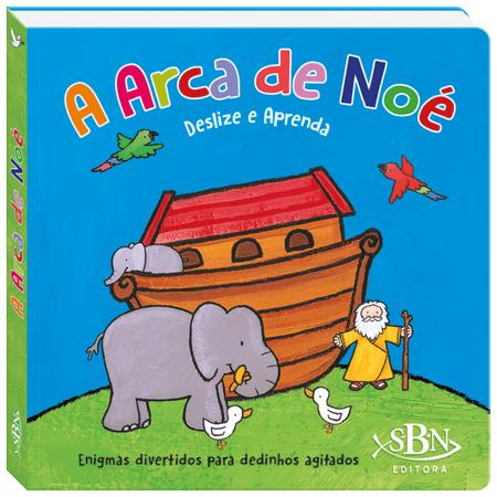 A-Arca-de-Noe-Deslize-e-Aprenda