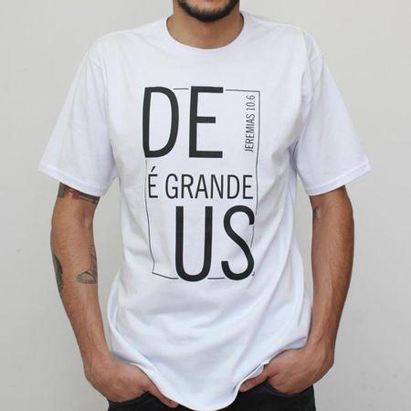 Camiseta-Grande-e-Deus-Branca