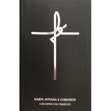Harpa-Avivada-e-Corinhos---Letra-Hipergigante---Brochura---Fe