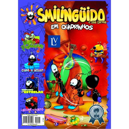 Gibi-Smiliguido-E-Sua-Turma-N°25