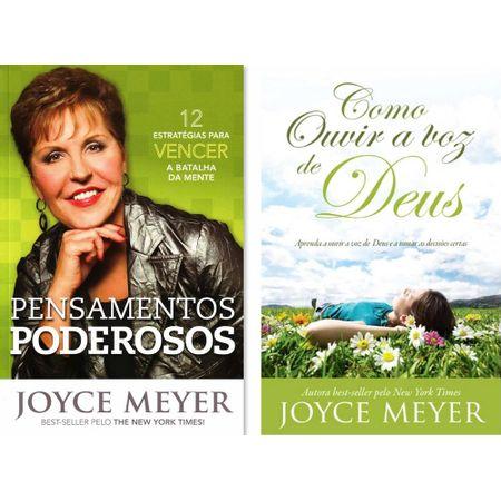 Kit-Joyce-Meyer-Pensamentos-Poderosos-Como-Ouvir-a-Voz-de-Deus