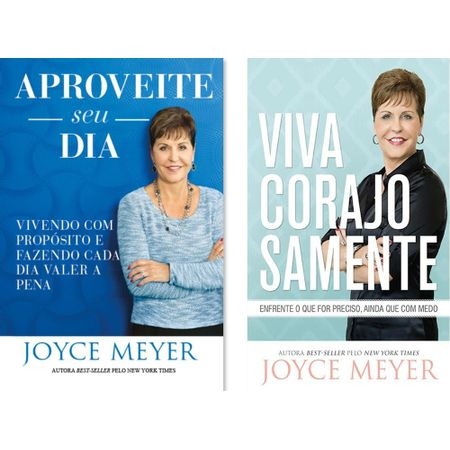 Kit-Joyce-Meyer-Aproveite-Seu-Dia-Viva-Corajosamente