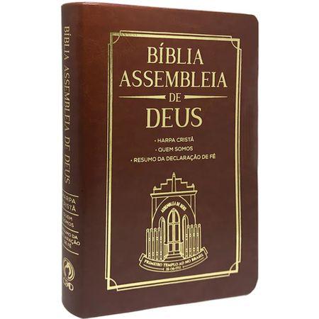 Biblia-assembleia-de-Deus