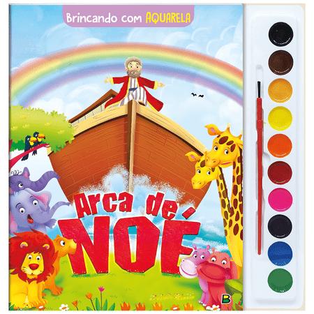 Brincando-com-Aquarela-Arca-de-Noe