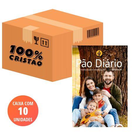 Caixa-Pao-Diario-Volume-24-Edicao-2021-10-Unidades-Familia